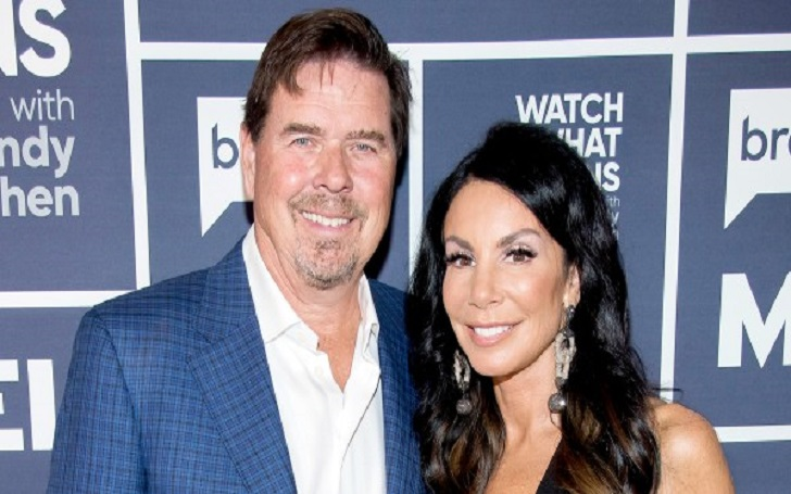 'Real Housewives of New Jersey' Alum Danielle Staub Marries Boyfriend Marty Caffrey: Wedding Details