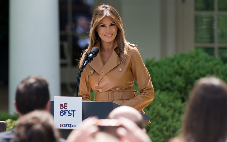 Melania Trump unveils program 'Be Best' to tackle Opioid Abuse, Social Media Pressures & Mental Health Issues