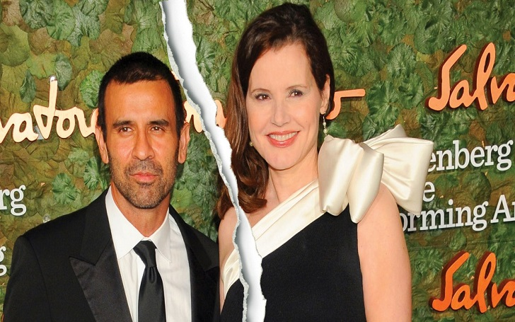Geena Davis' Husband Reza Jarrahy Files for Divorce to End 17 Years of Marriage