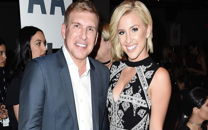 Todd Chrisley Reveal His Honest Opinions on Daughter Savannah's Relationship with New Boyfriend