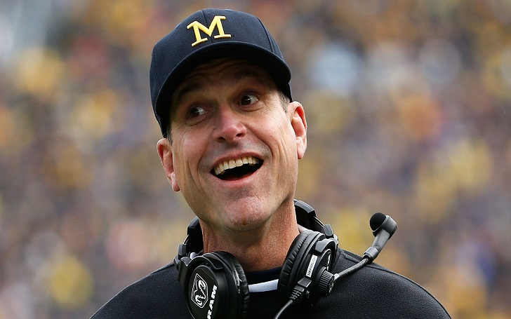 CBS Sports Rankings: Michigan's Jim Harbaugh Ranked as 18th-Best College Football Coach