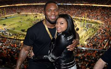 'Empire' Star Taraji P. Henson Is Engaged to Footballer-Boyfriend Kelvin Hayden: Details