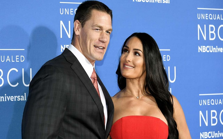 Nikki Bella Says She and John Cena Only Shared a Bed for '30 Days Total of Six Months' Before Split
