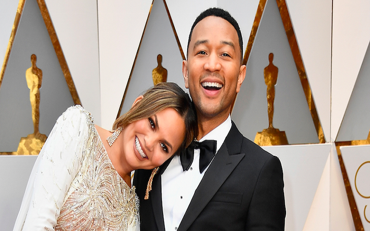 Chrissy Teigen Gives Birth, Welcomes Second Child, a Baby Boy With Husband John Legend