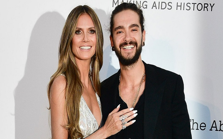 Tom Kaulitz and Heidi Klum Make Red Carpet Debut Together at amfAR Gala Cannes: Details