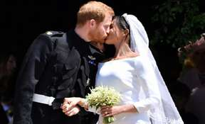 The Royal Wedding: Prince Harry and Meghan Markle Officially Get Married