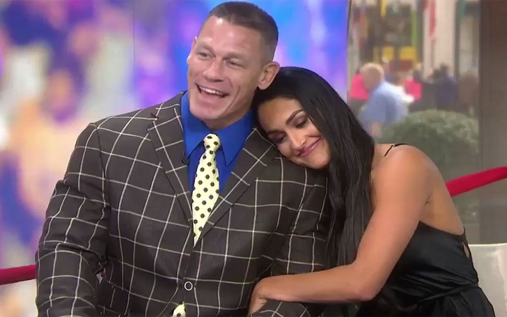 John Cena and Nikki Bella Steps Out Together for First Time One Month After Calling It Quit