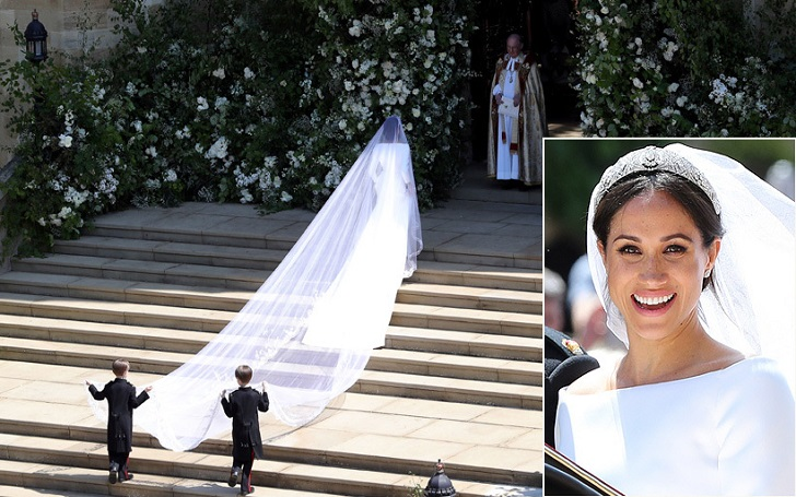 Meghan Markle's Wedding Dress Designer Reveals What It was Like to Create The Dress For Her