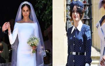Gulf Breeze Native Abigail Spencer Attends Royal Wedding of Prince Harry and Meghan Markle