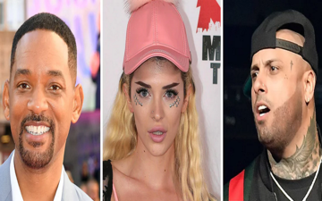 Will Smith, Nicky Jam and Era Istrefi Are Set to Perform Official 2018 FIFA World Cup Russia Anthem