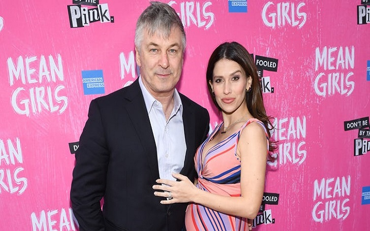 Hilaria Baldwin and Alec Baldwin Reveal Their Newly Born Son's Name: See His First Photo