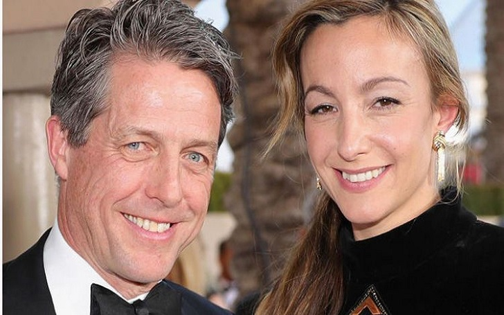 Hugh Grant Is Set to Get Married, Engaged to Longtime Girlfriend Anna Eberstein