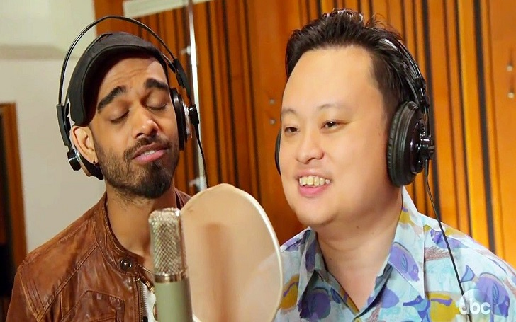 Jimmy Kimmel gathers American Idol' Rejects William Hung and crew to perform