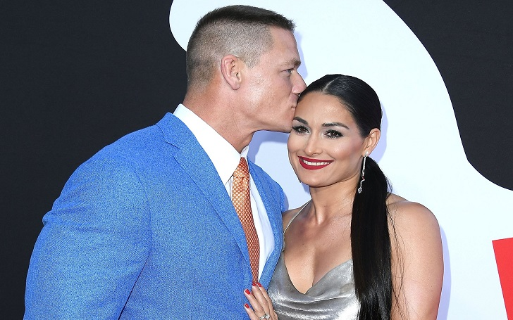 Nikki Bella and John Cena Spotted Together: Are They Dating Back Again?