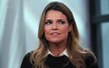'Today' Show Host Savannah Guthrie Slams Her Pregnancy Rumors Via Twitter