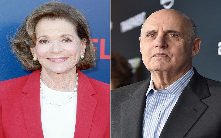 Jessica Walter speaks with the New York Times about 'Arrested Development' co-star Jeffrey Tambor: