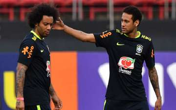 Marcelo Recommends Neymar to join Real Madrid- 'Big players need to play in Madrid'