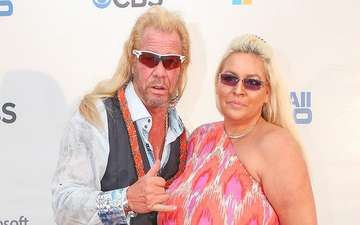 What a way to mark 12-year of Marriage: Duane Chapman gets a Tattoo of his wife' Beth Chapman's name