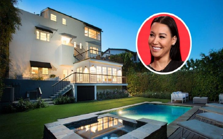 Actress Naya Rivera lists her Los Feliz mansion for $3.87 following split from husband Ryan Dorsey