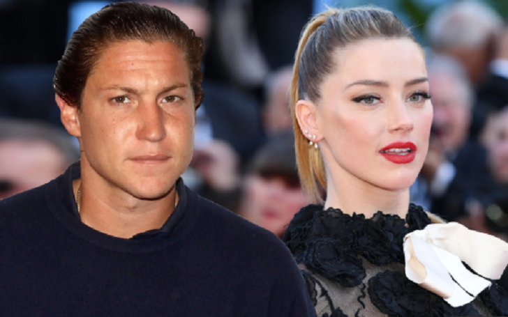 Amber Heard is Dating Heidi Klum's Former Boyfriend Vito Schnabel: Details