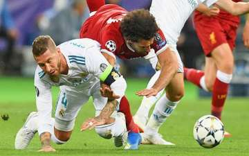Mohamed Salah's World Cup Dream is not Over Yet; Ramos Reaches Out to Salah on Twitter