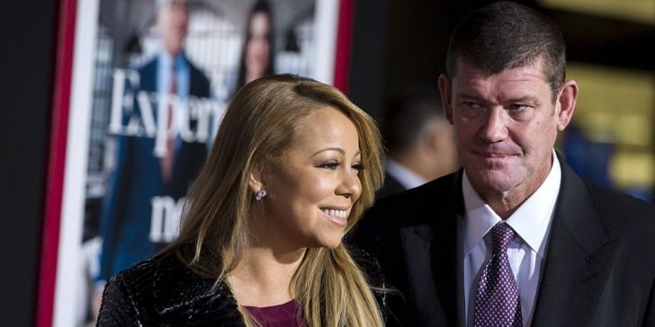Mariah Carey Sells Engagement Ring from Ex-James Packer