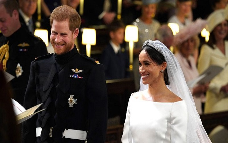 Meghan Markle's Friend Janina Gavankar Reveals Why Royal Wedding Guests Were Laughing During Ceremony