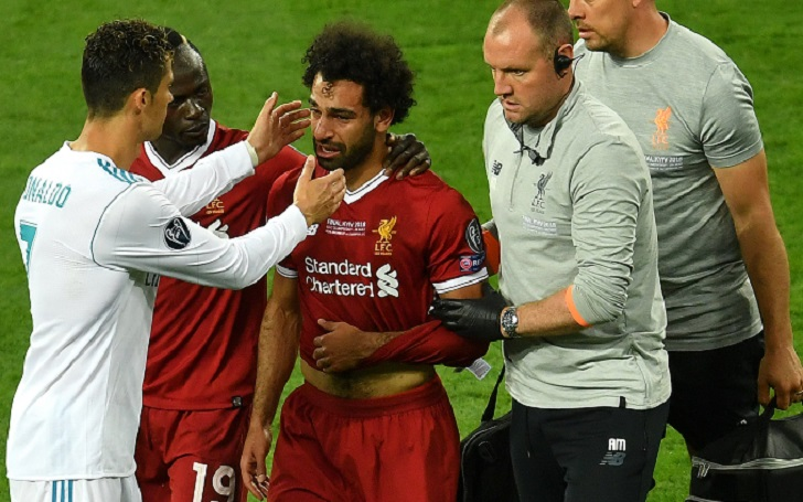 Mohamed Salah Injury Update: Will he be fit for the World Cup 2018 in Russia?