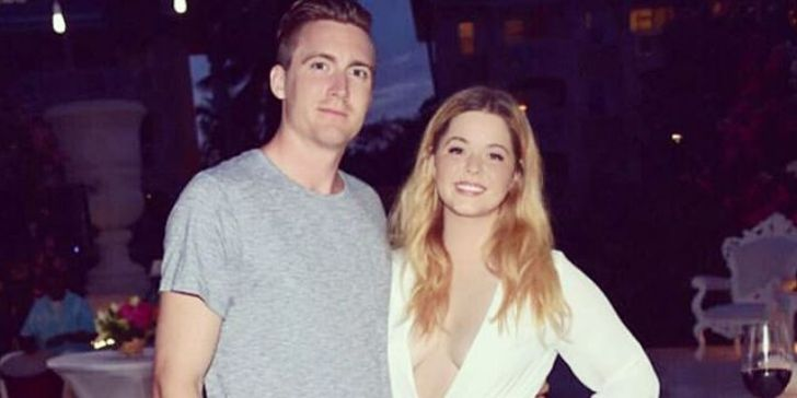 Pretty Little Liars' Sasha Pieterse Ties the Knot with Hudson Sheaffer
