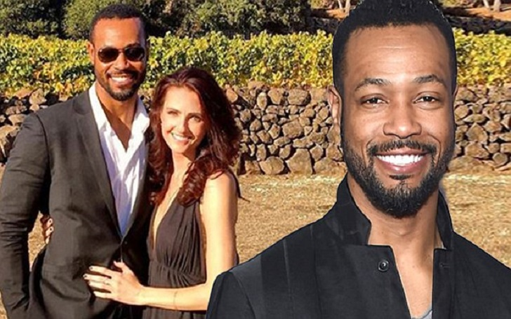 The 'Old Spice' Guy Isaiah Mustafa Marries Girlfriend Lisa Mitchell: Wedding Details
