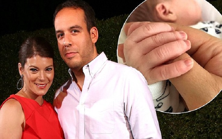 'Top Chef' Star Gail Simmons Gives Birth, Welcomes to Second Child, a Baby Boy With Husband Jeremy Abrams
