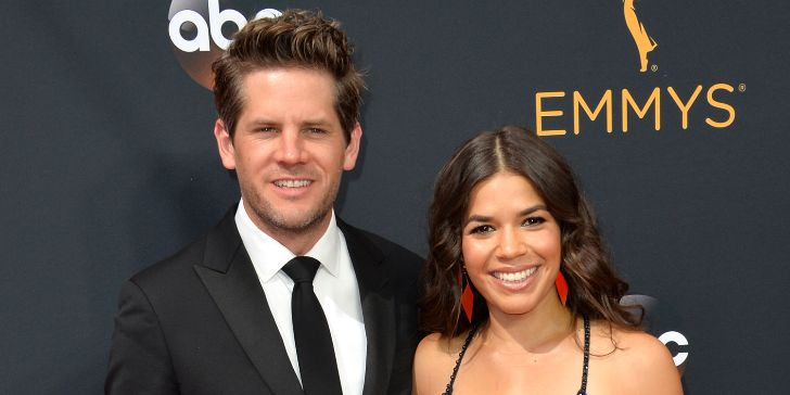 America Ferrera Welcomes Son with Husband Ryan Piers Williams