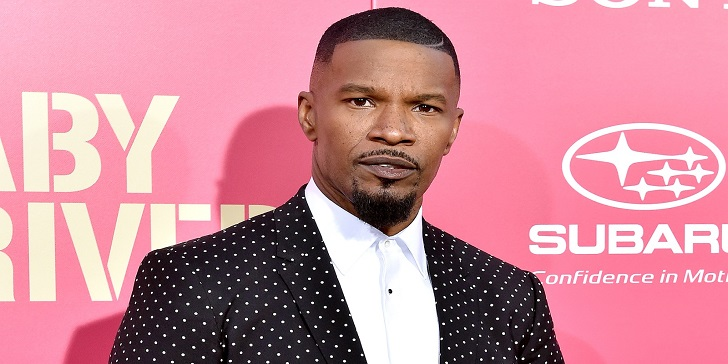 Jamie Foxx to Star in His Second Comic Book Film: Spawn by Todd McFarlane