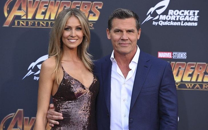 Kathryn Boyd Is Pregnant, Expecting First Child Together With Husband Josh Brolin