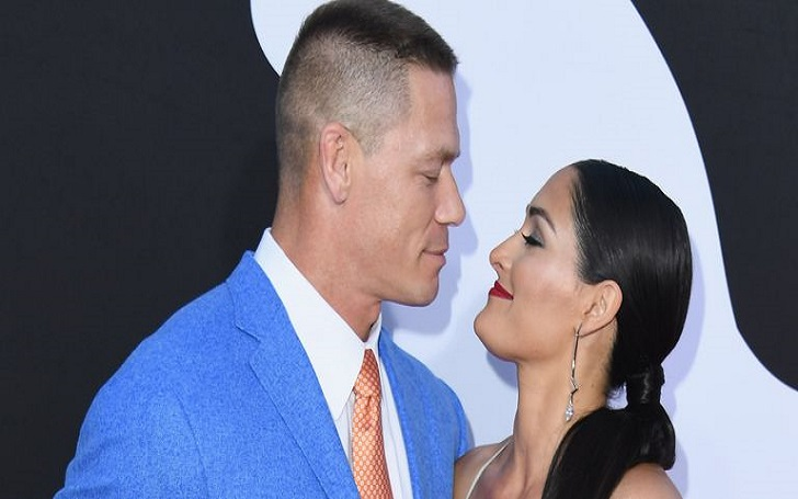 Nikki Bella and John Cena Reunite After Calling Off Engagement Before Awaited Wedding