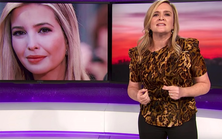 Samantha Bee Apologizes to Ivanka Trump After Calling Her a