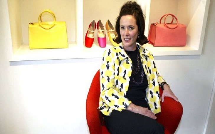 Fashion Designer, Kate Spade Dies at Age 55,  Apparently a Suicide