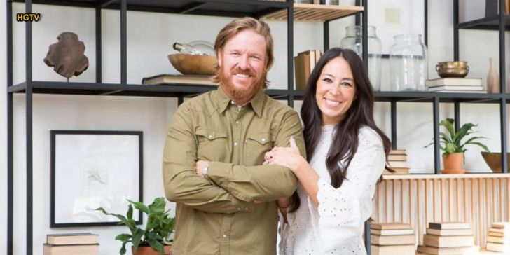 fixer upper stars chip and joanna gaines slammed with 40k