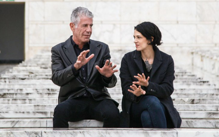 Anthony Bourdain is Dead; Who are his Ex-wives, Children, and Girlfriend?