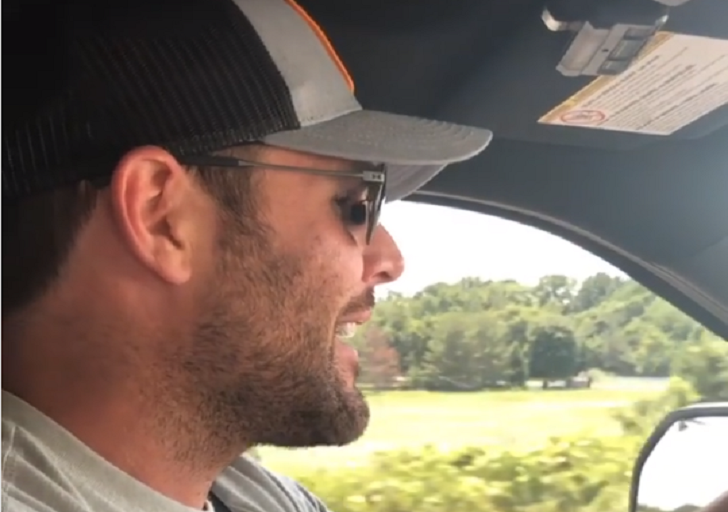 Carrie Underwood's Husband Mike Fisher Hilariously Sings Wife's Hit Song 'Cry Pretty'
