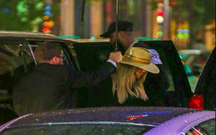 Khloe Kardashian and Tristan Thompson Unite to Celebrate Friend's Birthday Party in Cleveland