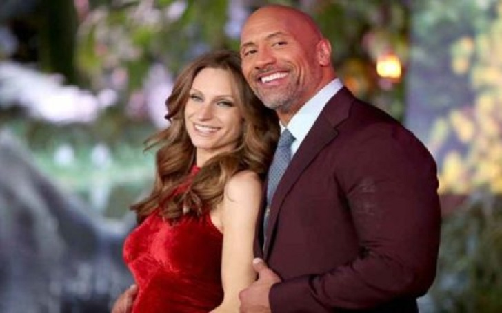 Dwayne 'The Rock' Johnson Feeds Girlfriend Lauren Hashian While She Breastfeeds Their Daughter Tiana