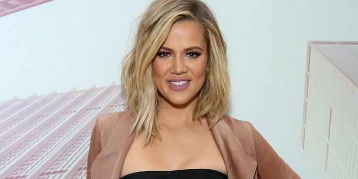 Khloe Kardashian Shares Picture of Daughter True in Bath