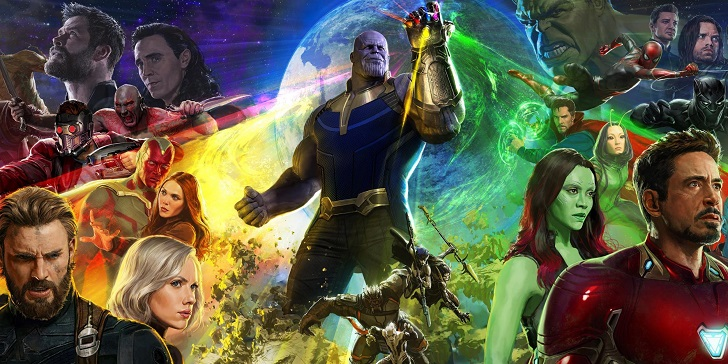 'Avengers: Infinity War' Becomes One of Cinema's $2 Billion Grossers