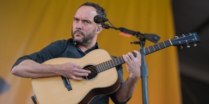 Dave Matthews on Fallon: Covers Cardi B, Migos, and Lil Pump