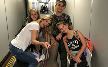'RHOC' Alum Alexis Bellino Goes For a Family Trip After Divorce Filling Against Husband Jim Bellino