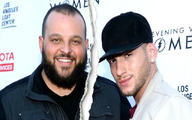 'Mean Girls' Alum Daniel Franzese Calls off Engagement to Joseph Bradley Phillips
