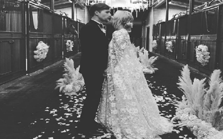 Kaley Cuoco Gets Married to Fiance Karl Cook: Wedding Photos and Details