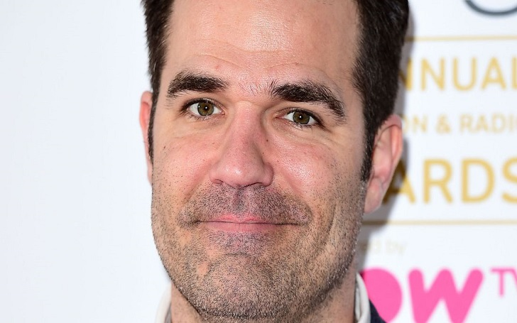 Rob Delaney's Wife Leah Is Pregnant, Expecting Fourth Child Months After Son Henry's Death