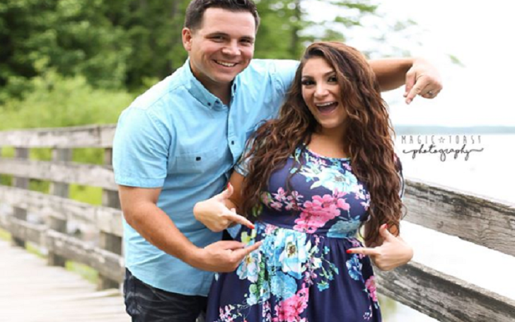 'Jersey Shore' Alum Deena Nicole Cortese Is Pregnant, Expecting First Child, a Baby Boy With Husband Chris Buckner